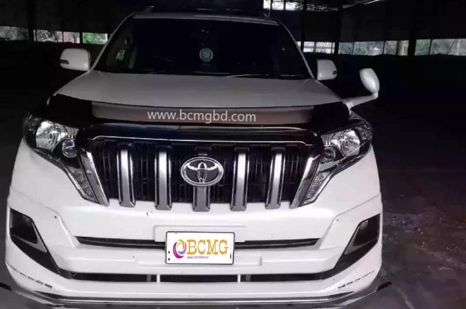 Elegant SUV Rental Service in Dhaka Bangladesh