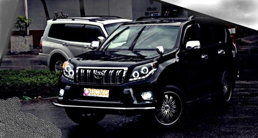 Elegant SUV Hire In Dhaka Bangladesh