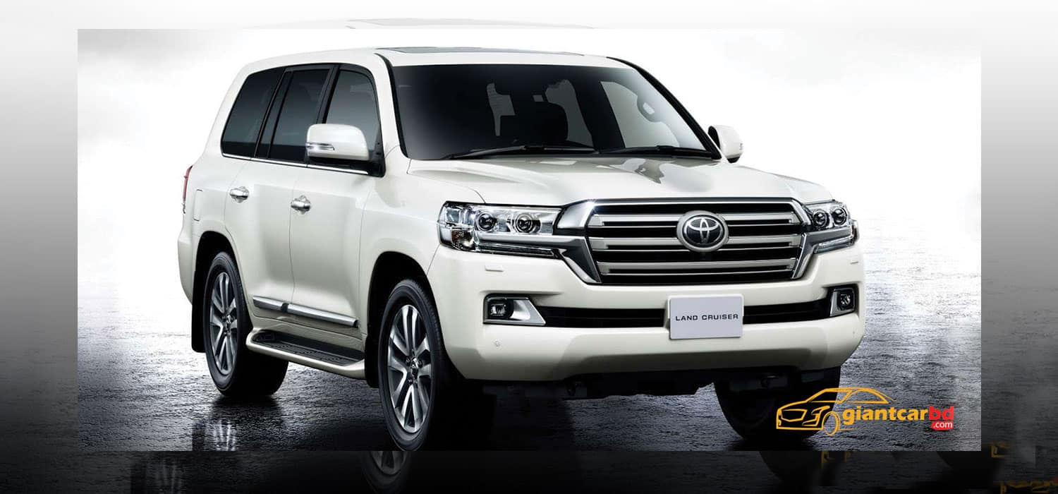 Get Land Cruiser Prado On Rental Service In Khilkhet Dhaka